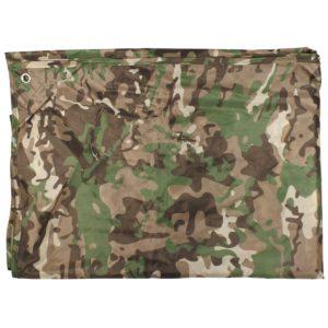 Tarp Mehrzweckplane Camouflage